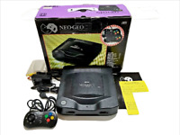 Used Neo Geo CD Console SNK Working Boxed Japan