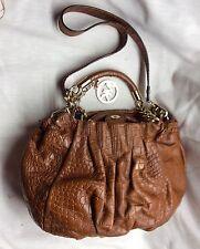 Michael Kors  Crocodile Convertible Satchel Bag