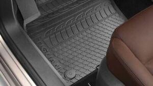 WANLING Juego de Alfombrillas Moqueta a Medida Ajustan para VW para Volkswagen Tiguan 2009-2016 Alfombras