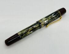 Pelikan Germany M101N Pearl Tortoise 14K Gold Nib Fountain Pen