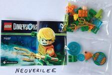 LEGO Dimensions 71237 Aquaman Fun Pack *** NO BOX ** free post (#68)