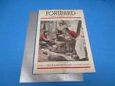 Forward A Paper for Young People Sept 5 1936 16-page newsletter M736