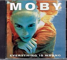 Moby - Everything is Wrong   (Electronica)