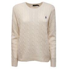 0779AC maglione donna RALPH LAUREN wool/cashmere sweater women