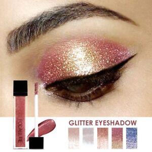FOCALLURE 14 Colors Liquid Pigment Eyeshadow Waterproof Glitter Shimmer Makeup