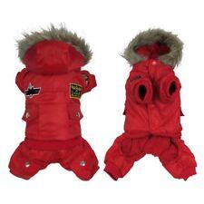 vêtement manteau combinaison chien