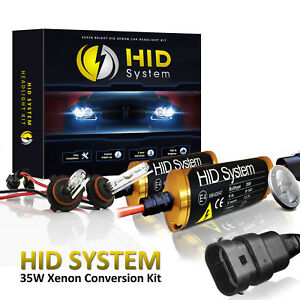 NEW HidSystem Xenon Light HID Kit for Kia Amanti Borrego Cadenza Forte Koup Fort