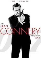 007 The Sean Connery Collection Volume 1, BLU RAY DIGITAL HD, FREE SHIPPING