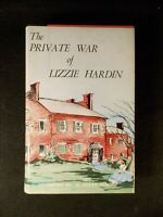 The Private War of Lizzie Hardin (Hardcover, 1963) First Edition