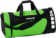 Sac de collection sur le football verts