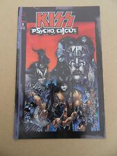 Kiss :  The Psycho Circus 9 . Image 1998 . FN / VF