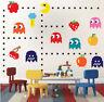 Retro Game Pac-man Wall Art Sticker Removable Nursery Decor Kid Decal Mural DIY