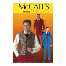 McCall 's Male Suit Sewing Patterns