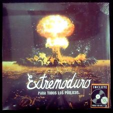 EXTREMODURO LP PARA TODOS LOS PÚBLICOS 2013 ORIG LP 180G + CD NEW & SEALED