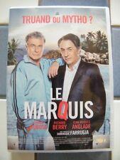 DVD Le Marquis - avec Franck Dubosc et Richard Berry - comédie de D. Farrugia