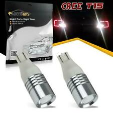 2x CREE HIGH POWER 6000K 921 WHITE LED BACK UP REVERSE LED LIGHT BULBS/BULB