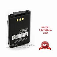 2000 mAh  LI-ion ICOM BP272 271 BATTERY FOR  ID-31A ID-31E ID-51A ID-51E