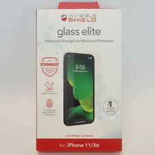 New Other Zagg Apple iPhone 11 Xr Invisible Shield Glass Elite Screen Protector
