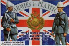 Armies in Plastic Egypt-Sudan Tamai Royal Marine Light Infantry 1/32 Scale 54mm