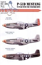 Eagle Cal 1/48 North American P-51D Mustang 357th FG PT 1 # 4810