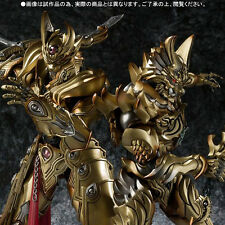 [FROM JAPAN]Makai Kado GARO Flame Sword Knight Zen & Sky Bow Knight Guy Gold...