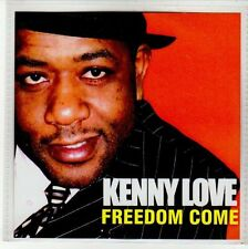 (EQ103) Kenny Love, Freedom Come - DJ CD