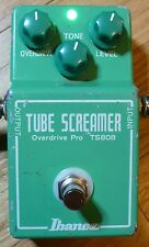 True Bypass Upgrade For Your Ibanez TS808 Tube Screamer Guitar Effects Pedal