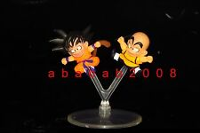 Bandai Dragonball Dragon ball Z figure Part.13 gashapon - Gokou Goku & Krillin