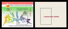 HUNGARY 1985 - Olympic Committee. Special/Gift. S.Sheet. MNH. Bl 175 A I. €220
