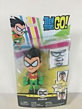 Teen Titans Go! - Robin - DC Face-Swappers - Action Figure - Mattel 2017 NIP