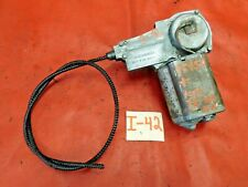 MG Midget, Sprite, MG, Triumph, Lucas Wiper Motor, DR3A, Prt # 75452, Tested, !!