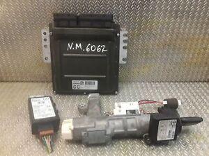 NISSAN MURANO Engine ECU Set MEC63-750 28596-CC000 28590-C9902 3.5 Petrol 03-08
