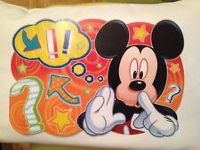Tischset Platz Deckchen Matte Disney Mickey Maus