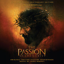 PASSION OF THE CHRIST: 10th ANNIVERSARY EDITION-Soundtrack by John Debney
