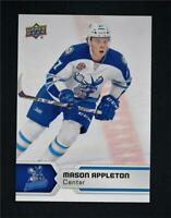 2017-18 17-18 UD Upper Deck AHL Hockey Base #45 Mason Appleton