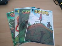 GOGOR #1-4 IMAGE COMICS 2019 BRAND NEW NM/MT!!!
