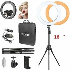 Zomei 18-inch Outer Dimmable SMD LED Ring Light Lighting Kit with Light Stand US