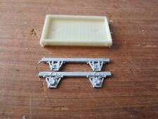 Southwold Railway  OO( / OO12  1-plank flat 'Beer' wagon, Resin & Whitemetal