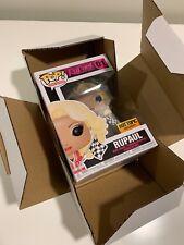 FUNKO POP! RuPaul's Drag Race RUPAUL #01 Hot Topic In Hand queen alaska trixie