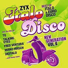 CD de musique various ZYX