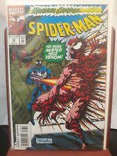 SPIDER-MAN #36 (07/93) MAXIMUM CARNAGE PT 8 VENOM SHRIEK APP CGC 9.8 candidate