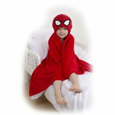 Spiderman Ultimate One Size Cuddle Robe Brand New Gift