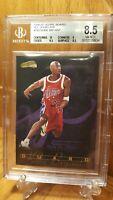 1996-97 Score Board Kobe Bryant Lakers #185 Basketball Card BGS 8.5 NM-MT+ w/10