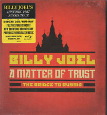 Billy Joel: A Matter of Trust - The Bridge to Russia: The Concert  DVD, 2014, CD