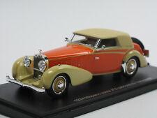 ESVAL MODELS 1934 Hispano-Suiza J12 Vanvooren Cabriolet geschlossen 1/43