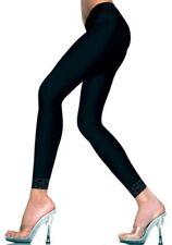 Medias y pantis de mujer de encaje de color principal negro