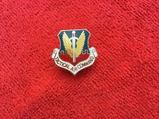 US AIR FORCE TACTICAL AIR COMMAND HAT/LAPEL PIN