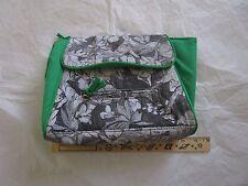 Beauty.com LeLaRose Cosmetic Fabric Purse Bag
