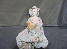 The Bag Lady, Elegant Dolls, By Dakin Fine Porcelain