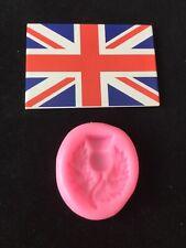 Scottish Thistle Mould For Cake Decorating
